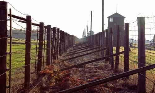 Zdjęcie POLSKA / Lublin / Majdanek / Majdanek