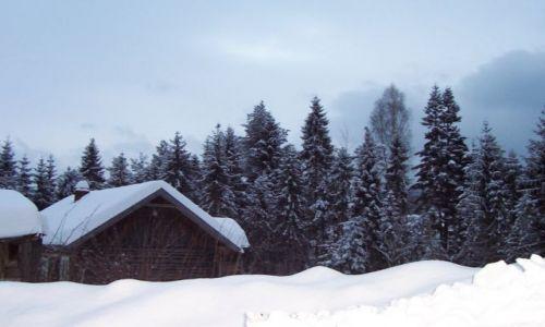 Zdjęcie POLSKA / Tylicz k.Krynicy / okolice / zima