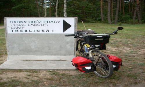 Zdjecie POLSKA / Podlasie / Nadbużański Park Krajobrazowy / Podlasie. Muzem Zagłady Treblinka.