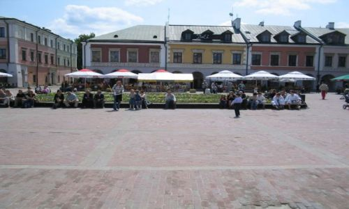 POLSKA / Lubelszczyzna / Zamo�� / Zamo��- Per�a Renesansu kt�ra wci�� uwodzi swym Pi�knem