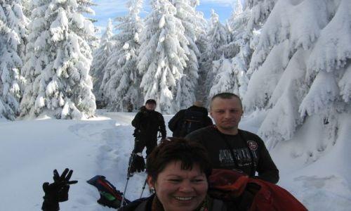 Zdjecie POLSKA / beskid slaski / szczyrk / trzy kopce