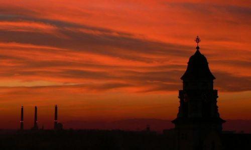 Zdjęcie POLSKA / Śląsk / Bytom / Widok z mojego okna