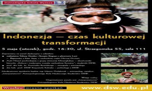 Zdjecie POLSKA / Wrocław / Wrocław / Indonezyjskie spotkanie