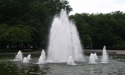 Zdjecie POLSKA / brak / park  / fontanna