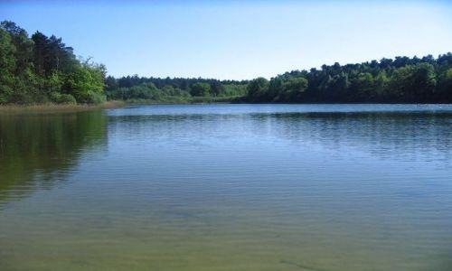 Zdjecie POLSKA / brak / pbrzeg jeziora / jezioro
