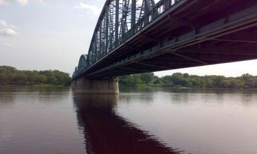 Zdjecie POLSKA / Kujawy / Toruń / Most na Wiśle