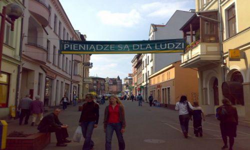 Zdjecie POLSKA / kujawy / Grudziądz / w Grudziądzu