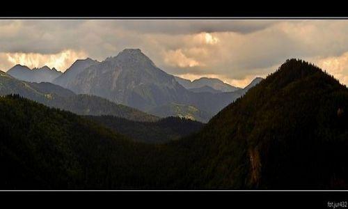 Zdjecie POLSKA / Tatrzański Park Narodowy / Ogólnie jak w tytule całe TATRY prawie :) / TATRY