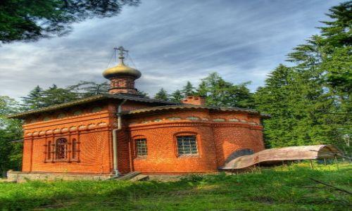 Zdjęcie POLSKA / Góry Suche / Sokołowsko / Zabytkowa Cerkiew