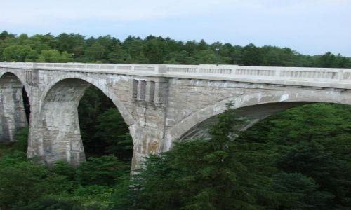 Zdjęcie POLSKA / Suwalszczyzna / Stańczyki / stare mosty kolejowe w Stańczykach