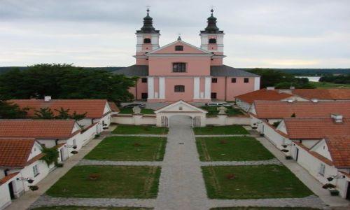 Zdjecie POLSKA / Suwalszczyzna / Wigry / klasztor kamedułów na Wigrach