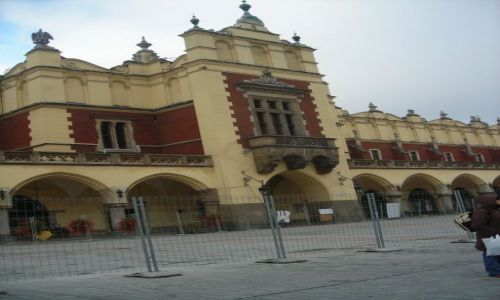 Zdjecie POLSKA / brak / Kraków / sukiennice