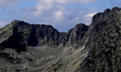 Zdjecie POLSKA / Tatry / Szpiglasowa Przełęcz / Widok na część Orlej Perci