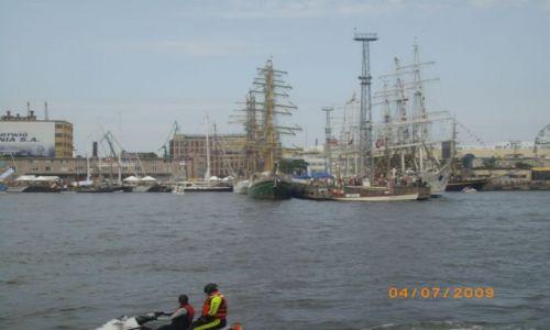 Zdjecie POLSKA / Pomorskie / Gdynia / Zlot żaglowców w Gdyni - lipiec 2009