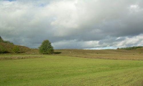 Zdj�cie POLSKA / Suwalszczyzna / Suwalski Park Krajobrazowy / Przed burz�