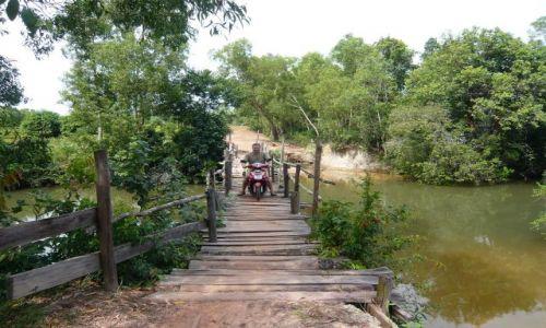 Zdjecie POLSKA / Kambodzowo mostkowe / W związku z przesunięciem czasowym / Konkurs (moto)rowerowy