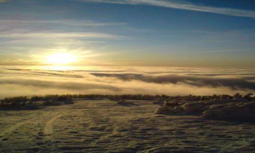 Zdjecie POLSKA / Sudety / Masyw Śnieżnika / Zachód na Śnieżniku