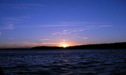 Zdjęcie POLSKA / Suwalszczyzna / Jezioro Wigry / Zachód:)