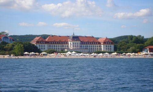 Zdjecie POLSKA / Sopot / Grand Hotel / Sopot Grand Hotel
