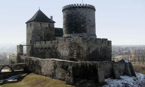 Zdjecie POLSKA / Zagłębie / Centrum Będzina / Zamek w Będzinie.