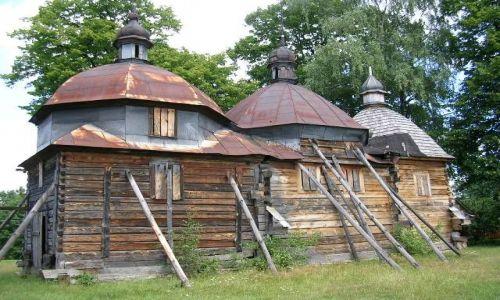 Zdjecie POLSKA / podkarpackie / Nowe Brusno / szlakiem cerkwi