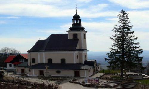 Zdjecie POLSKA / DOLNY ŚLĄSK- / MARIA ŚNIEŻNA / SANKTUARIU- MARIA ŚNIEŻNA