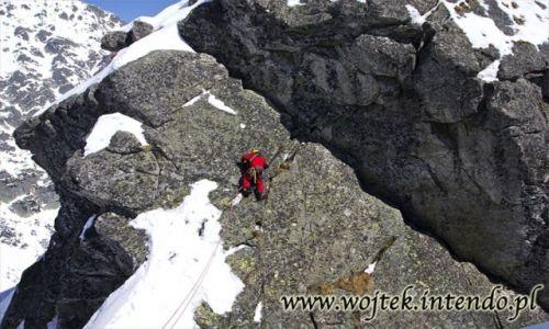 Zdjecie POLSKA / Tatry / Mnich / i wyżej na Mnicha