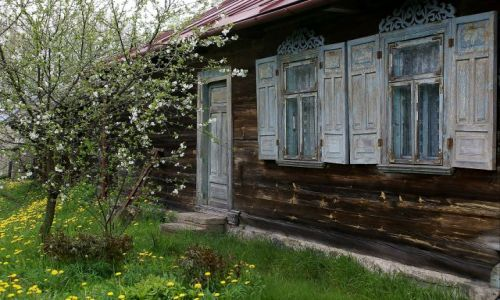 Zdjęcie POLSKA / Podlasie / Nowoberezowo / Wiejskie klimaty 1