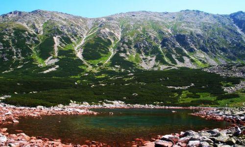 Zdjecie POLSKA / Tatry / Dolina Pańszczycy, w drodze na Krzyżne / Czerwony Staw