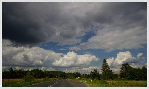 Zdjecie POLSKA / Dolny Śląsk / Między Karpaczem a ... / W drodze