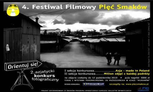 Zdjęcie POLSKA / - / Polska / Festiwal Pięć Smaków