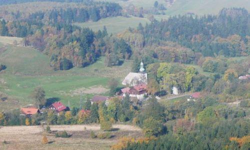 Zdjęcie POLSKA / Góry stołowe / Szczeliniec / Pasterka