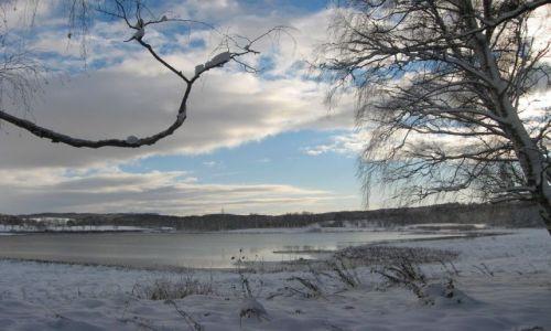 Zdjęcie POLSKA / Zachodniopomorskie / Połczyn - Zdrój / staw połczyński zimą