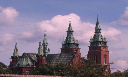 Zdjęcie POLSKA / Świętokrzyskie / Kielce / Kościół św. Krzyża w Kielcach