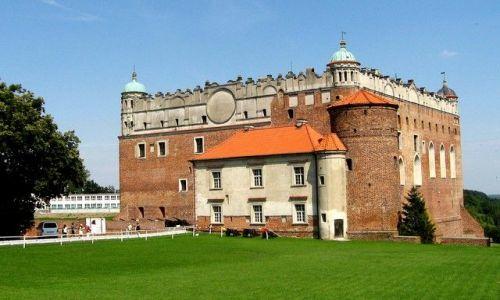 Zdjęcie POLSKA / Kujawsko-pomorskie / Golub - Dobrzyń / zamek rycerski
