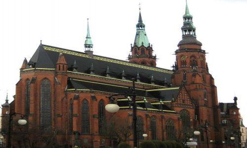 Zdjecie POLSKA / Dolny Ślask / Legnica / Katedra św. Apostołów Piotra i Pawła