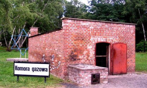 Zdjecie POLSKA / Pomorskie / Sztutowo / komora gazowa - Stutthof