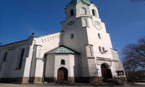Zdjecie POLSKA / Wałbrzych / Dzielnica:Stary Zdrój / Kościól Św. Barbary