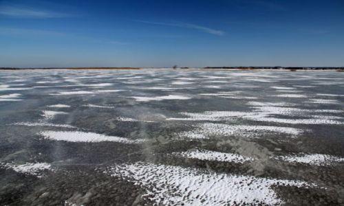 Zdjecie POLSKA / Biebrza / okolice Dolistowa / Morze lodu