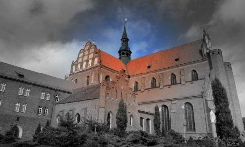 Zdjęcie POLSKA / kociewie / Pelplin / gotyk