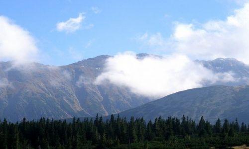 Zdjęcie POLSKA / Karpaty / Tatry / jesień w Tatrach