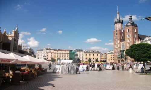 Zdjęcie POLSKA / - / Krakow / Krakow in the Summer