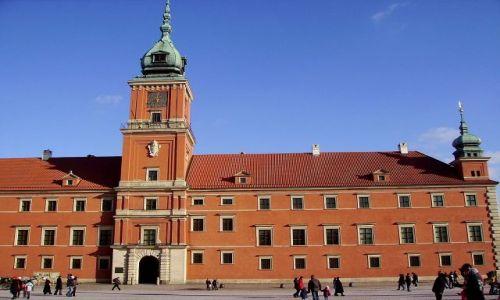 Zdjęcie POLSKA / Warszawa / Stare Miasto / Zamek Królewski w Warszawie
