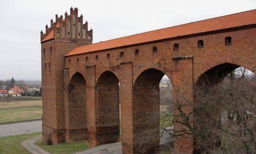 Zdjecie POLSKA / Kujawy i Pomorze / Kwidzyn / kwidzyńska wieża
