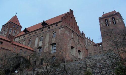 Zdjecie POLSKA / Pomorze / Kwidzyn / zamek w Kwidzynie