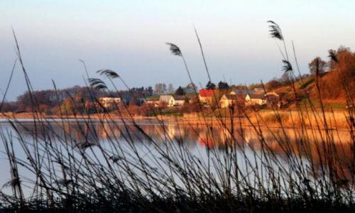 Zdjecie POLSKA / Kaszuby / Rębienica / wsi spokojna...