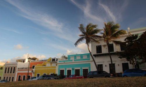 Zdjęcie PORTORYKO / - / San Juan / stare miasto