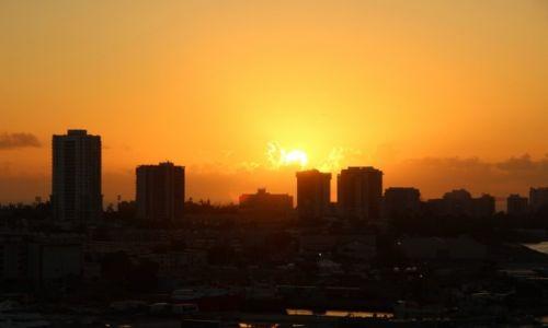Zdjęcie PORTORYKO / - / San Juan / dzien dobry