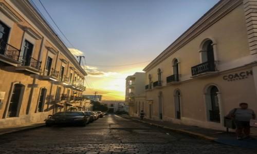 Zdjecie PORTORYKO / San Juan / San Juan / Ulice San Juan, Puerto Rico