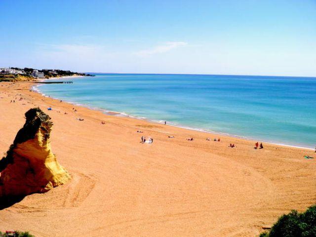 Zdjęcia: miasteczko Albufeira, Poludnie Portugalii, Portugalia - Algarve- Albufeira, PORTUGALIA